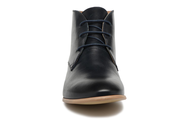 Chaussures à lacets Georgia Rose Anilace Bleu vue portées chaussures
