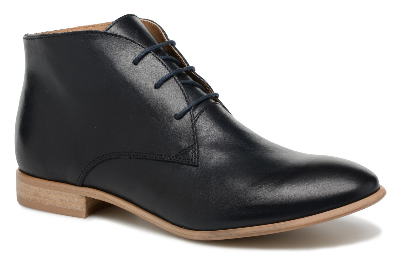 Chaussures à lacets Georgia Rose Anilace Bleu vue détail/paire