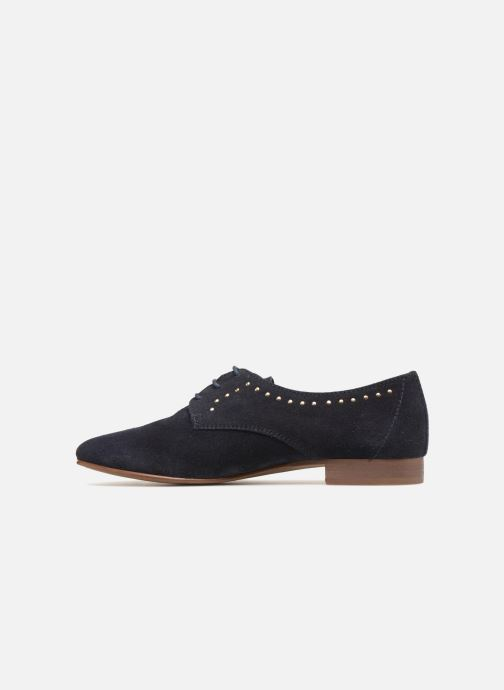 Chaussures à lacets Georgia Rose Aliclous Bleu vue face