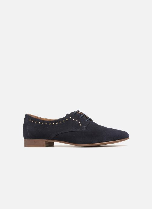 Chaussures à lacets Georgia Rose Aliclous Bleu vue derrière