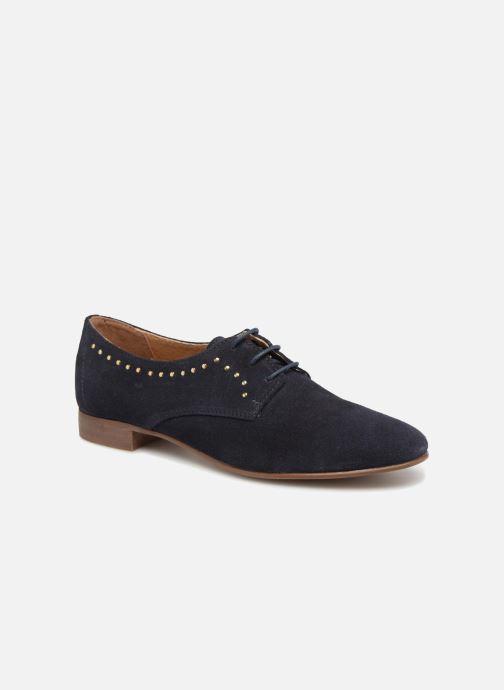Zapatos con cordones Georgia Rose Aliclous Azul vista de detalle / par