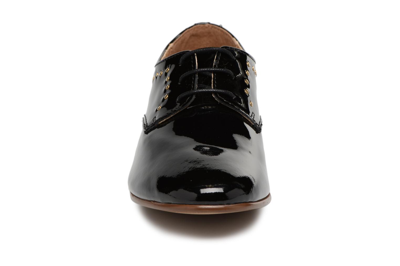 Chaussures à lacets Georgia Rose Aliclous Noir vue portées chaussures