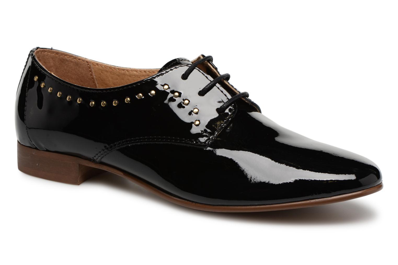 Chaussures à lacets Georgia Rose Aliclous Noir vue détail/paire