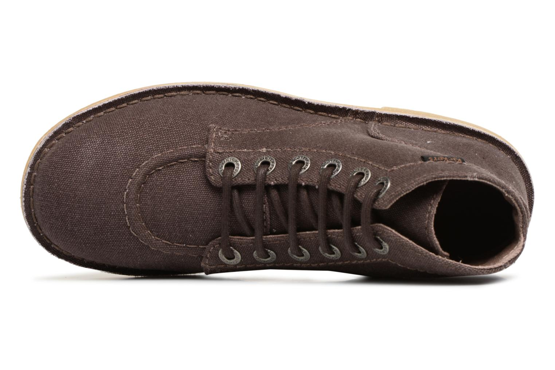Bottines et boots Kickers Orilegend New Marron vue gauche