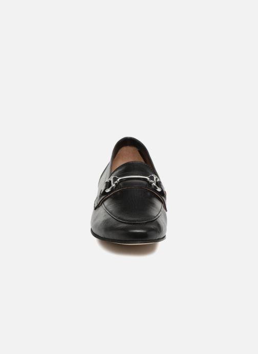 Mocassins Georgia Rose Cemors Noir vue portées chaussures
