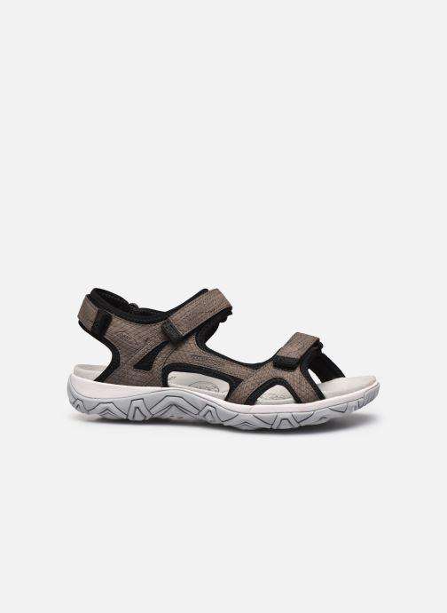 Chaussures de sport ALLROUNDER Larisa Gris vue derrière