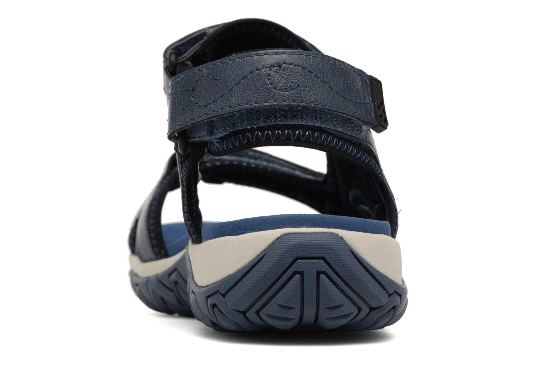 Chaussures de sport Allrounder by Mephisto Larisa Bleu vue droite