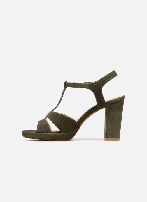 Georgia Rose Lapatou (Grön) - Sandaler