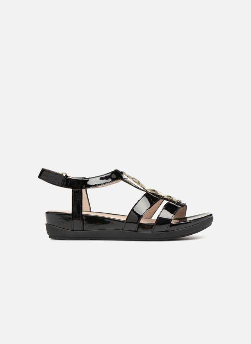 Sandales et nu-pieds Stonefly Eve 13 Noir vue derrière