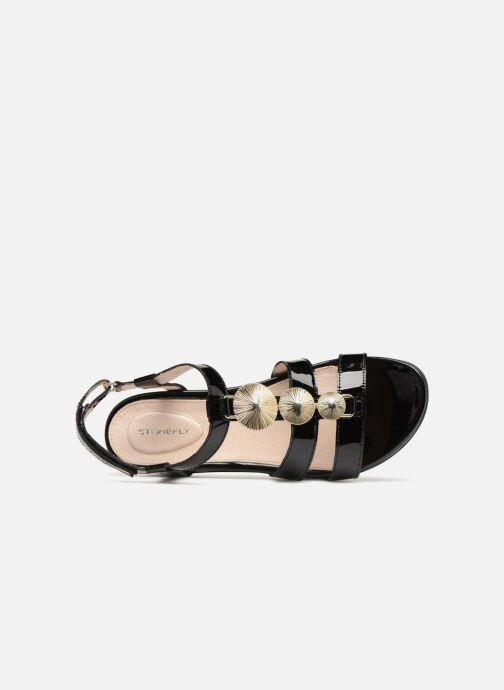 Et pieds Black Nu Sandales 13 Eve Stonefly UGLqpjSVzM