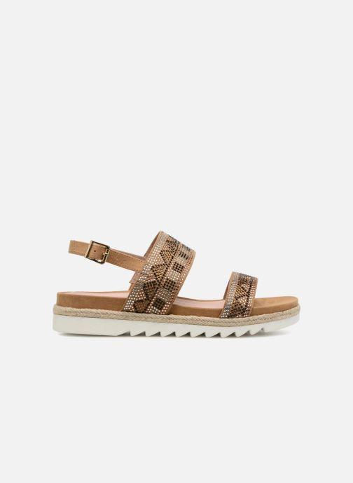 Sandales et nu-pieds Stonefly Avril 3 Marron vue derrière