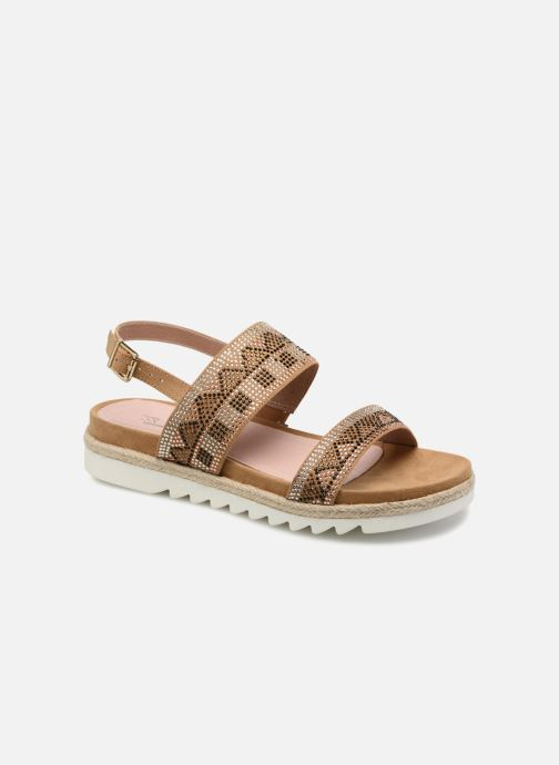 Sandales et nu-pieds Stonefly Avril 3 Marron vue détail/paire