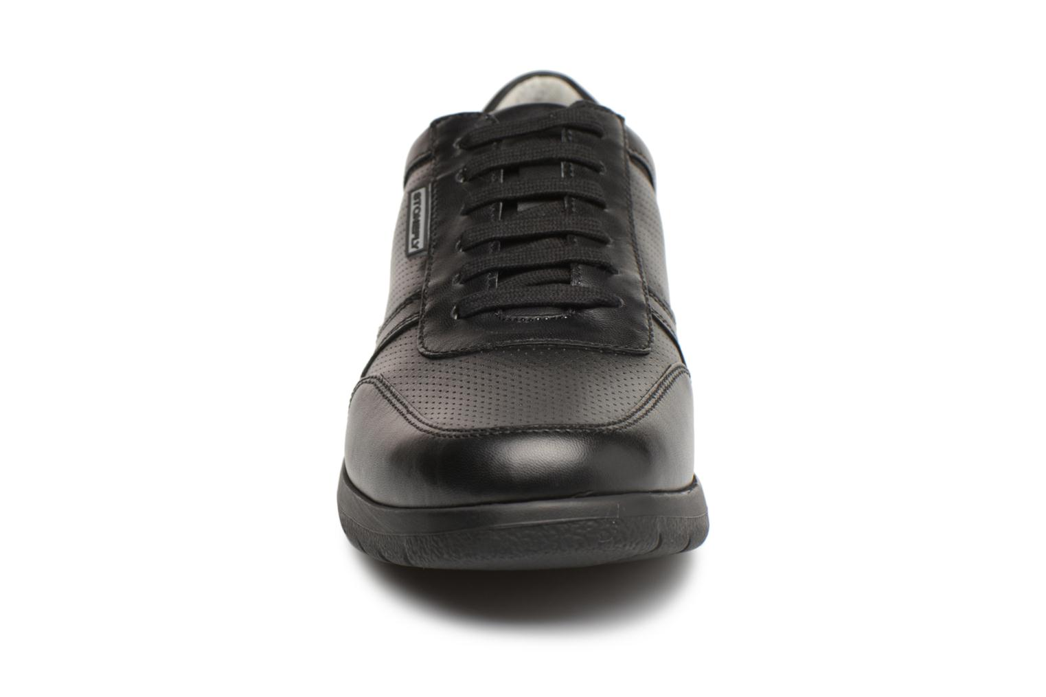 Trainers Stonefly Space Man 3 Black model view