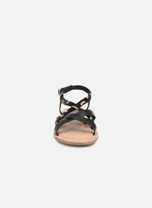 Scarpe Sandali Ponyta nero 320361 Kickers Chez E Aperte IZzqHxwH