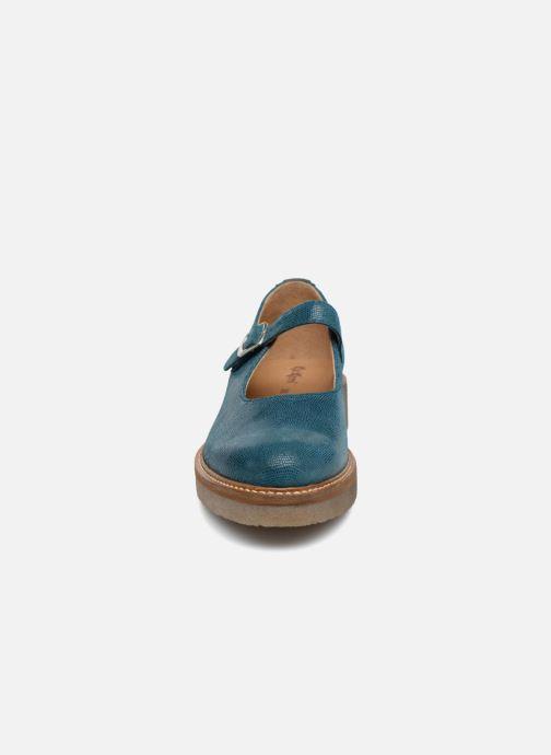 Kickers Oxitane (blau) (blau) (blau) - Ballerinas bei Más cómodo af4c9d