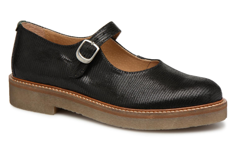 Nuevo zapatos Kickers Oxitane (Negro) cómodo - Bailarinas en Más cómodo (Negro) 8197d0