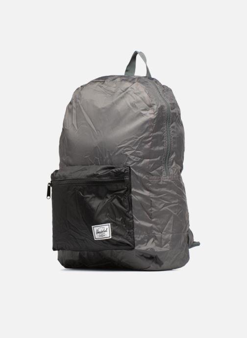 Rucksäcke Herschel Packable Daypack grau schuhe getragen