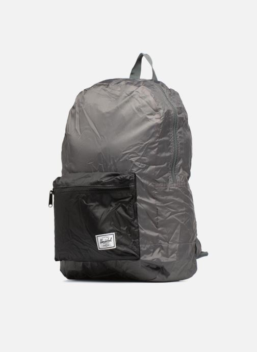 Sacs à dos Herschel Packable Daypack Gris vue portées chaussures