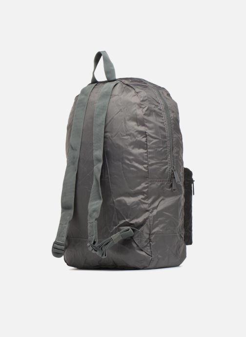 Rucksäcke Herschel Packable Daypack grau ansicht von rechts