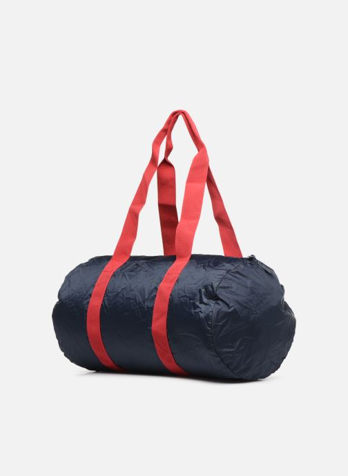 Sports bags Herschel Packable Duffle Blue view from the right