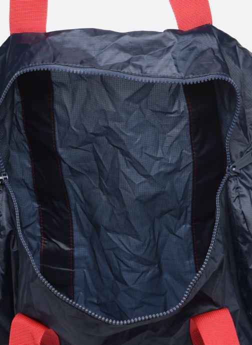 Sporttassen Herschel Packable Duffle Blauw achterkant