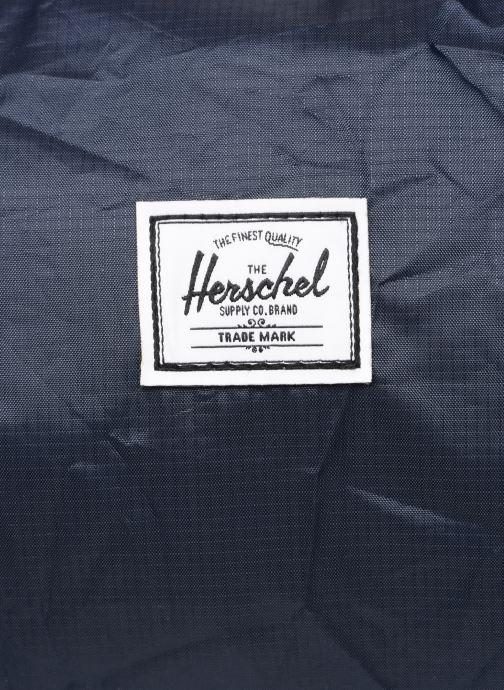 Sacs de sport Herschel Packable Duffle Bleu vue gauche