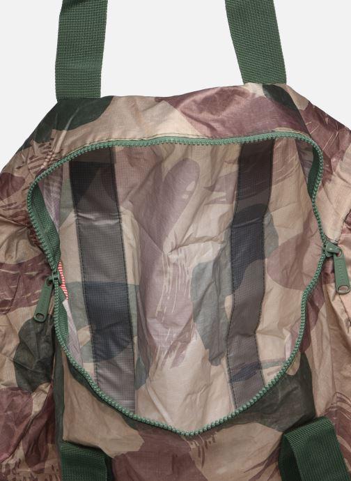 Sacs de sport Herschel Packable Duffle Vert vue derrière