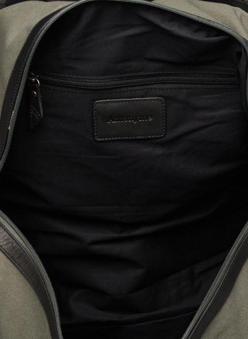 Luggage Antonyme by Nat & Nin Magnus Green back view