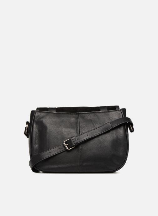 Handtaschen Nat & Nin CLAUDIA schwarz ansicht von vorne