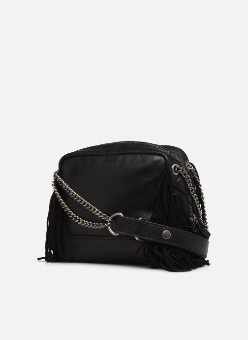 Handbags Nat & Nin GIULIA Black view from the right
