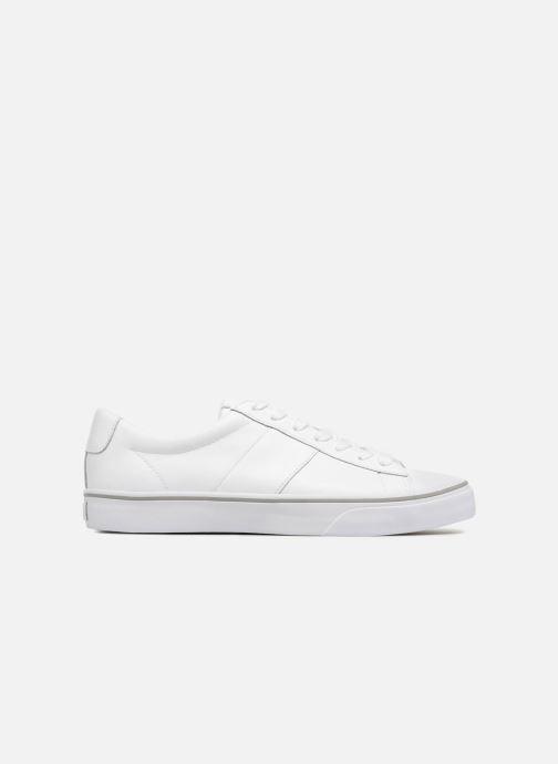 Sneakers Polo Ralph Lauren Sayer Hvid se bagfra