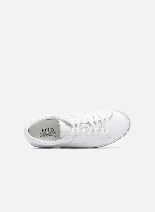 Sneakers Polo Ralph Lauren Sayer Hvid se fra venstre