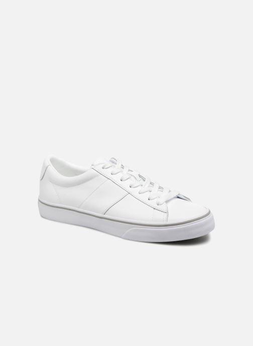 Sneakers Polo Ralph Lauren Sayer Hvid detaljeret billede af skoene