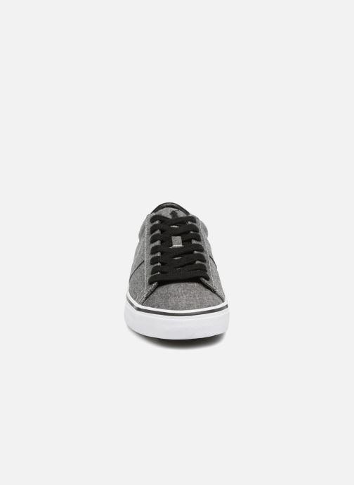 Baskets Polo Ralph Lauren Sayer Noir vue portées chaussures