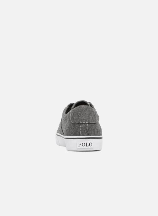Baskets Polo Ralph Lauren Sayer Noir vue droite
