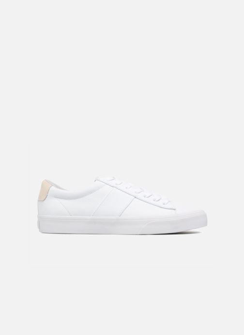Baskets Polo Ralph Lauren Sayer Blanc vue derrière