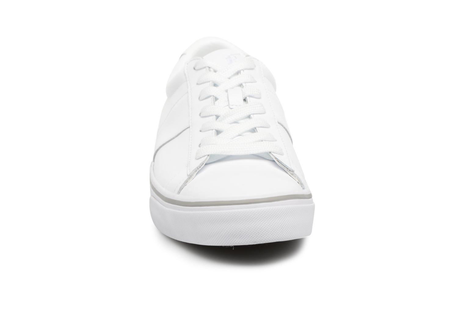 Trainers Polo Ralph Lauren Sayer White model view