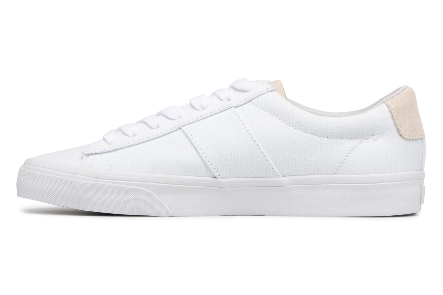 Trainers Polo Ralph Lauren Sayer White front view