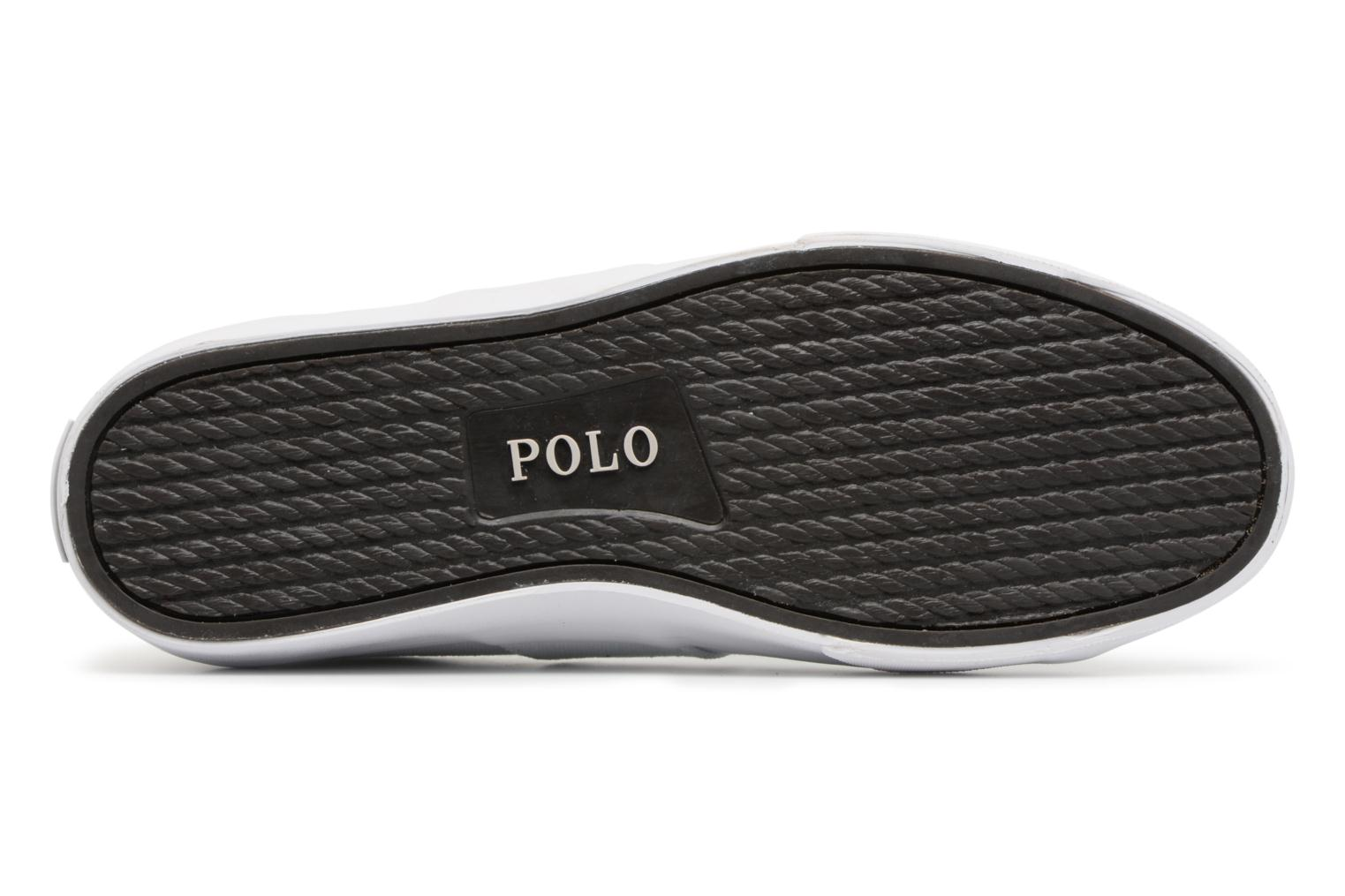 Trainers Polo Ralph Lauren Sayer White view from above