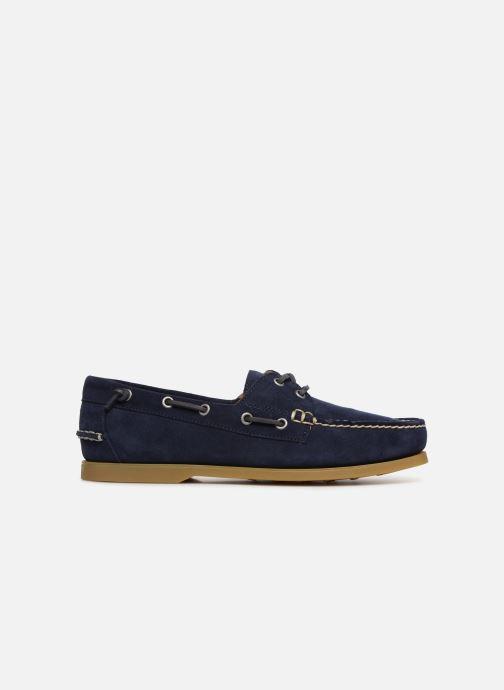 Zapatos con cordones Polo Ralph Lauren Merton Azul vistra trasera
