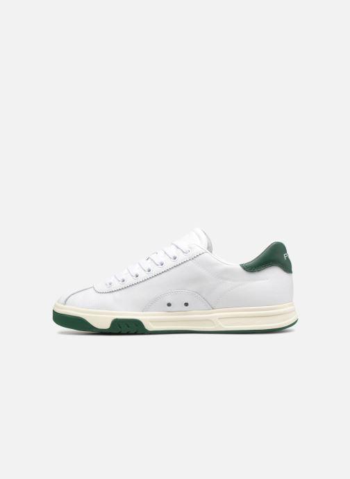 Sneakers Polo Ralph Lauren Court100 Wit voorkant