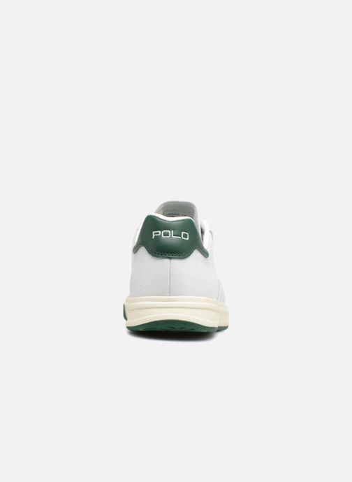 Sneakers Polo Ralph Lauren Court100 Wit rechts
