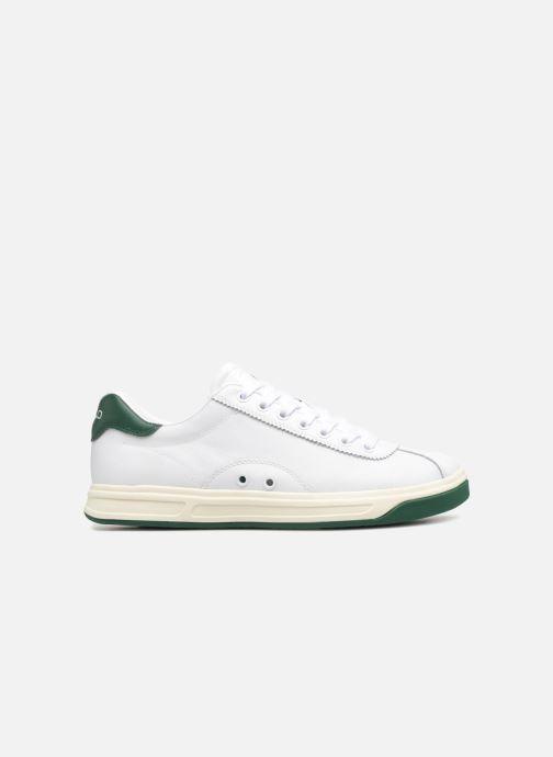 Sneakers Polo Ralph Lauren Court100 Wit achterkant