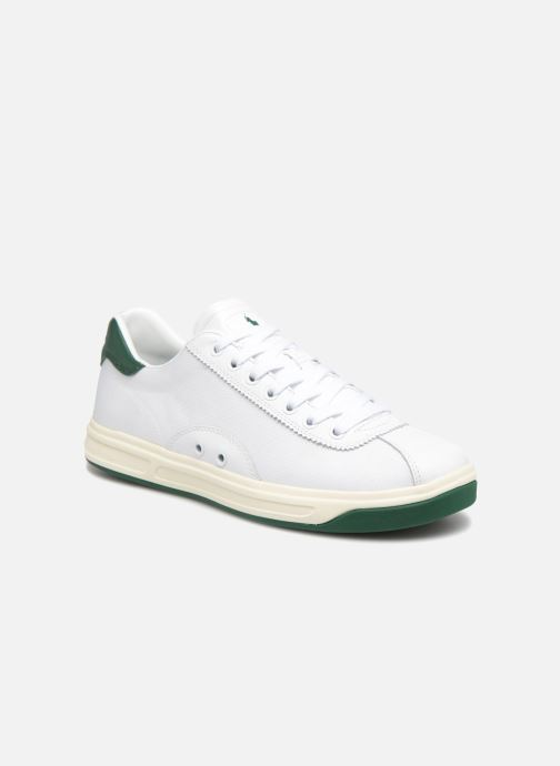 Baskets Polo Ralph Lauren Court100 Blanc vue détail/paire