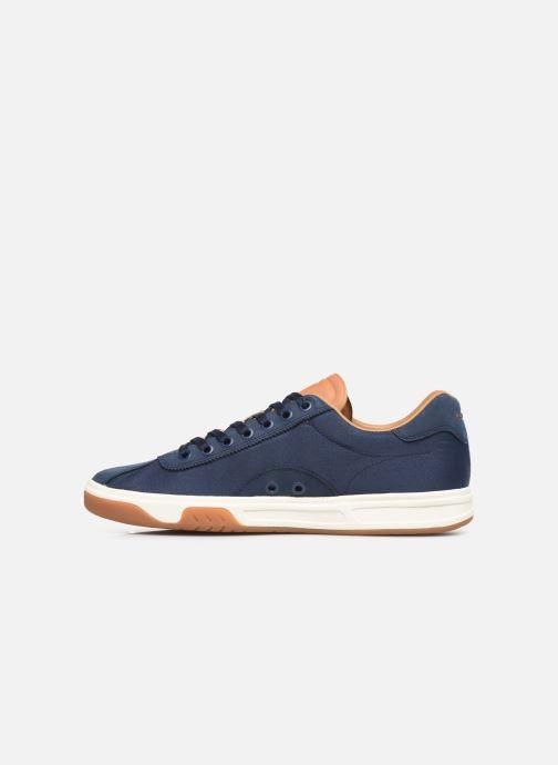 Baskets Polo Ralph Lauren Court100 Bleu vue face