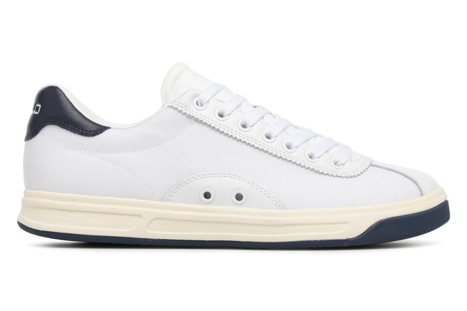Trainers Polo Ralph Lauren Court100 White back view