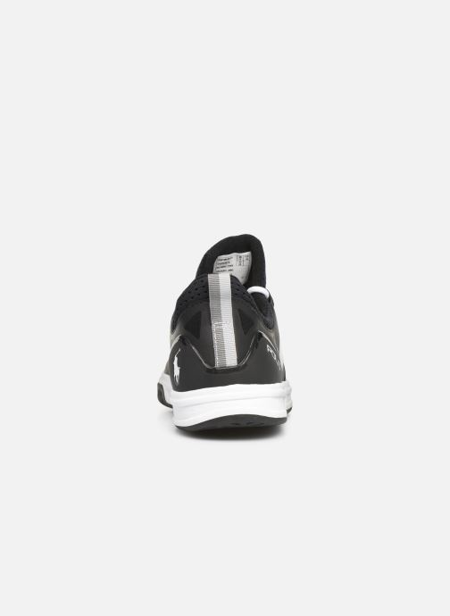 Sneakers Polo Ralph Lauren Court200 Zwart rechts