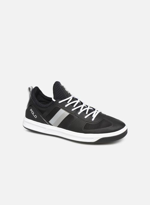 Sneakers Polo Ralph Lauren Court200 Zwart detail