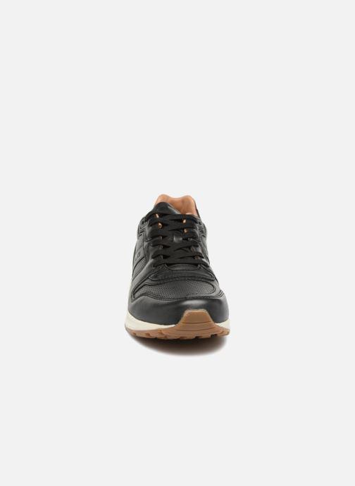 Baskets Polo Ralph Lauren Train100 Noir vue portées chaussures