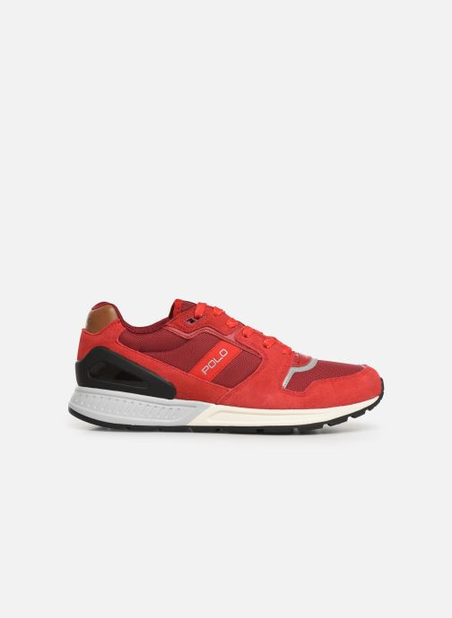 Trainers Polo Ralph Lauren Train100 Red back view